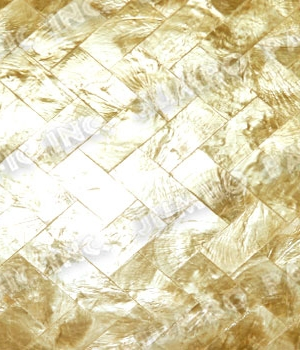Natural Gold Weave B Design
