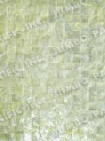 Yellow 1x1 inch Square Blocking Design