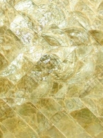 Gold Chevron Vertical Design