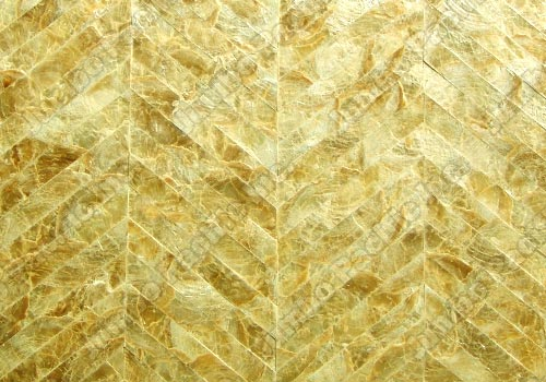 Gold Chevron Horizontal Design