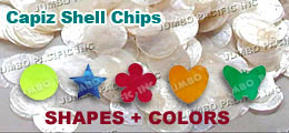 Capiz Shell Chips