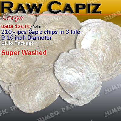 Capiz Shell Raw, Capiz Shell Chips, Capiz Shells, Philippines Capiz Shells, Capiz Seashells,