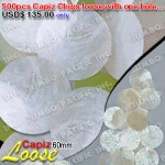 Capiz Shell Chips Strands